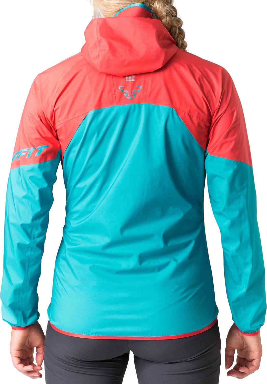 Dynafit Transalper Light 3l Jacket Women Red Blue At